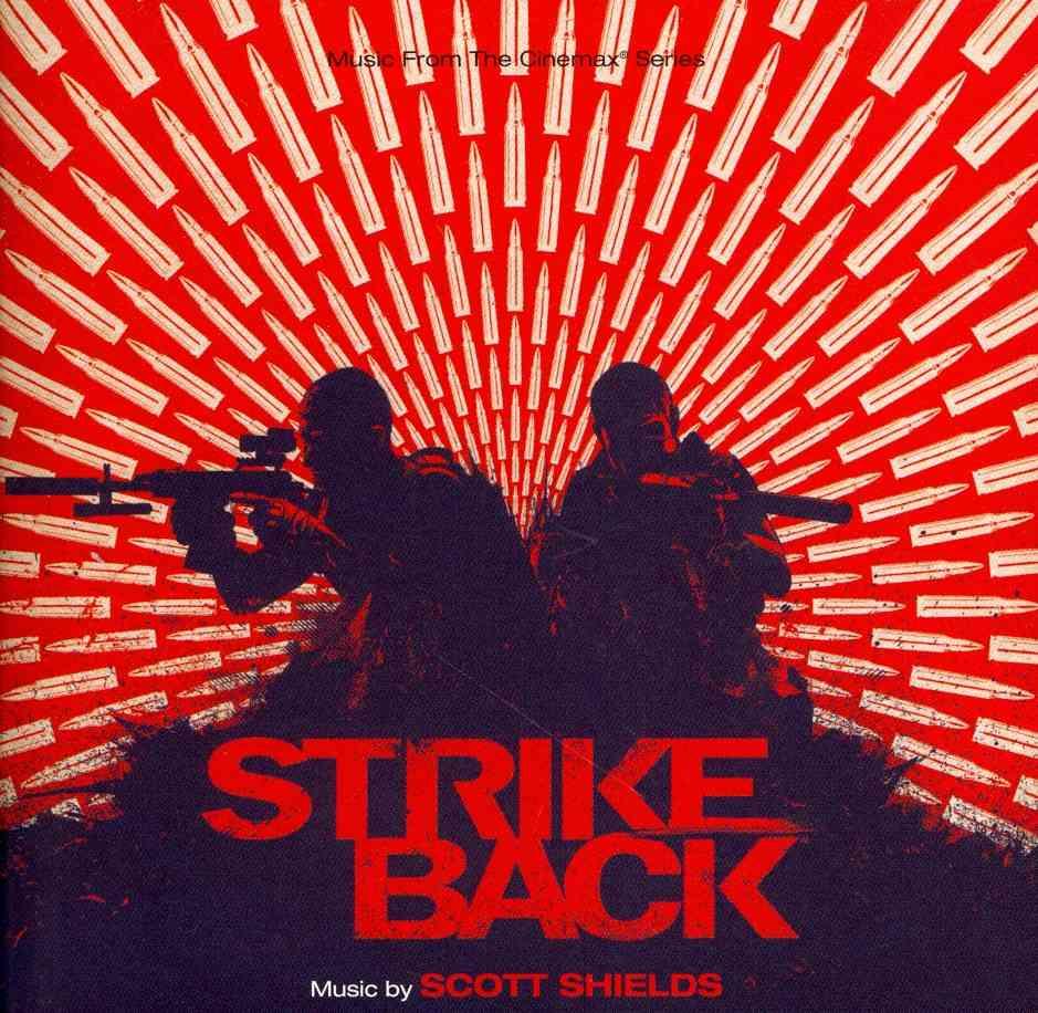STRIKE BACK (OST) (CD)