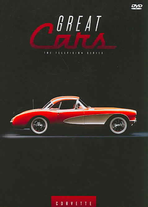 GREAT CARS:CORVETTE BY GREAT CARS (DVD)