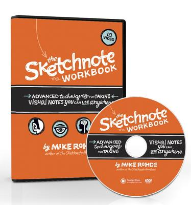 The Sketchnote Workbook By Rohde, Mike