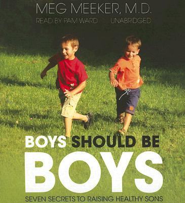 [CD] Boys Should Be Boys By Meeker, Meg